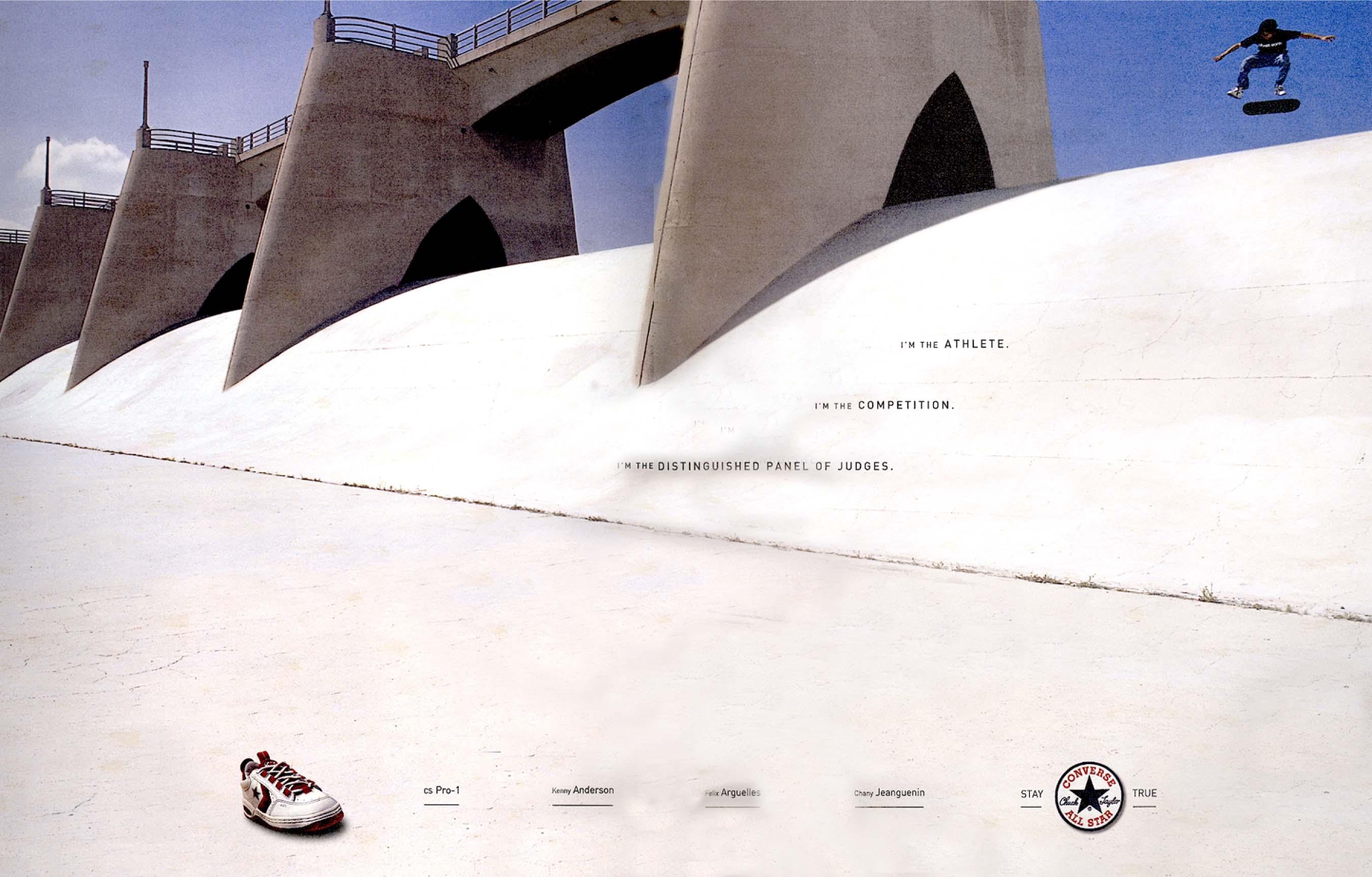 Converse Skate — Athlete