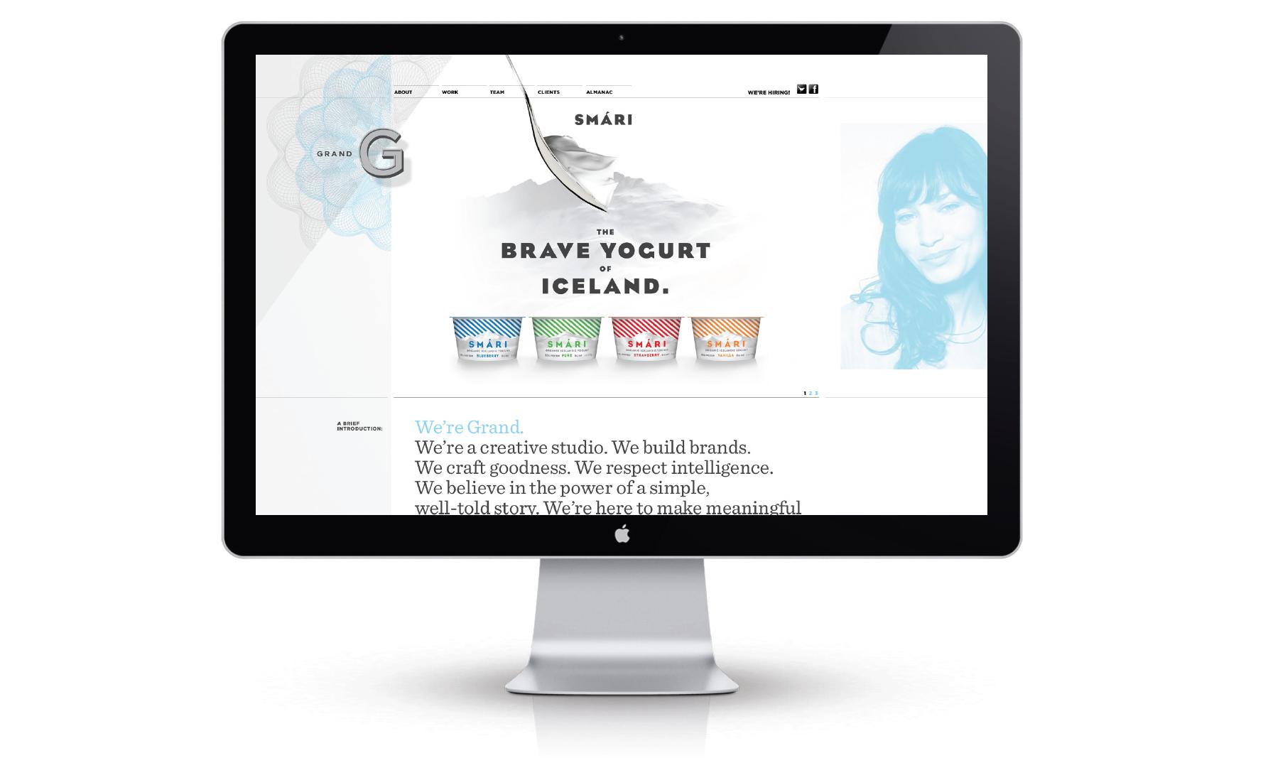 Grand Site Screen